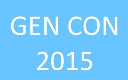 Gen Con 2015
